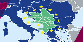 Western Balkans' accession to EU membership likely to be completed - supported by the region's strategic importance