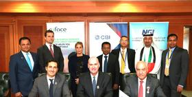 Commercial Bank International and National General Insurance Co sign trade credit insurance agreement, backed by Coface Credit Information Services