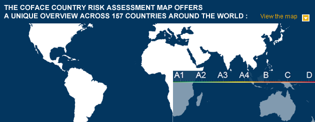 View the Country Risk Map