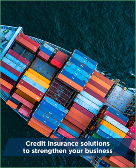 Coface, the most agile, global trade credit insurance partner in the industry