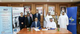 Ajman CCI, Coface and NGI sign MoU to support trade business of member companies